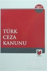 Adalet Yayınevi - Türk Ceza Kanunu - Eylül 2017