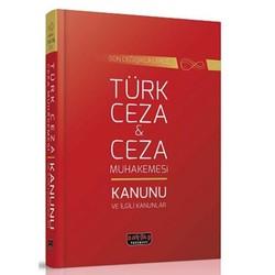 Savaş Yayınevi - Türk Ceza Kanunu ve Ceza Muhakemesi Kanunu ve İlgili Kanunlar Savaş Yayınları