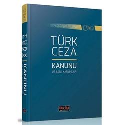 Savaş Yayınevi - Türk Ceza Kanunu ve İlgili Mevzuat Savaş Yayınları