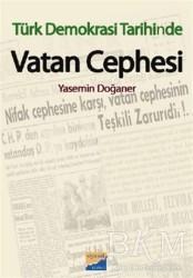 Siyasal Kitabevi - Akademik Kitaplar - Türk Demokrasi Tarihinde Vatan Cephesi