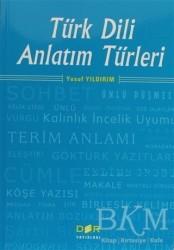 Der Yayınları - Türk Dili Anlatım Türleri