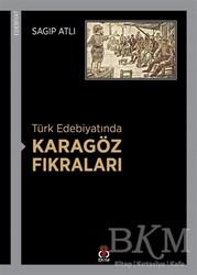 DBY Yayınları - Türk Edebiyatında Karagöz Fıkraları