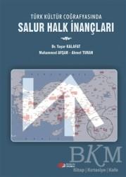 Berikan Yayınları - Türk Kültür Coğrafyasında Salur Halk İnançları