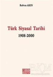 On İki Levha Yayınları - Ders Kitapları - Türk Siyasal Tarihi 1908-2000