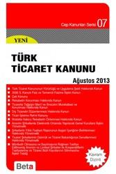 Beta Yayınevi - Türk Ticaret Kanunu
