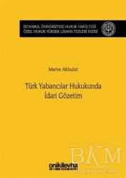 On İki Levha Yayınları - Türk Yabancılar Hukukunda İdari Gözetim