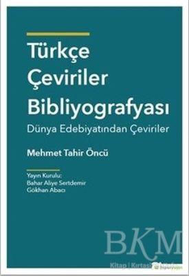 Türkçe Çeviriler Bibliyografisi
