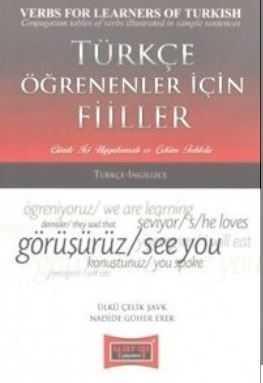 Türkçe İngilizce Öğrenenler İçin Fiiller