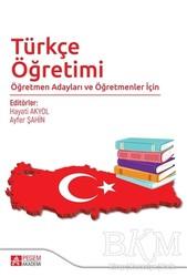 Pegem A Yayıncılık - Akademik Kitaplar - Türkçe Öğretimi