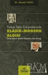 Ravza Yayınları - Türkçe Tesfir Çalışmalarında Klasik-Modern Algısı