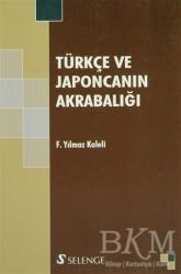 Selenge Yayınları - Türkçe ve Japoncanın Akrabalığı