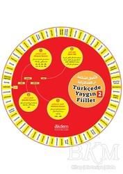 Akdem Yayınları - Türkçede Yaygın Filler Kelime Çarkları 2