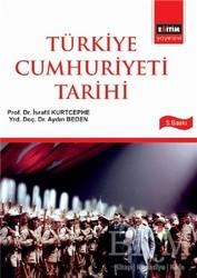 Eğitim Yayınevi - Ders Kitapları - Türkiye Cumhuriyeti Tarihi