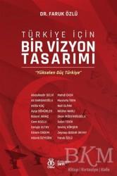 DBY Yayınları - Türkiye İçin Bir Vizyon Tasarımı