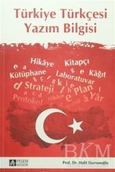Pegem A Yayıncılık - Akademik Kitaplar - Türkiye Türkçesi Yazım Bilgisi