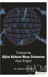 Hiperlink Yayınları - Türkiye'de Dijital Kültürel Miras Ürünlerine Açık Erişim