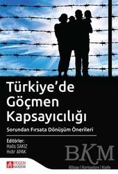 Pegem A Yayıncılık - Akademik Kitaplar - Türkiye'de Göçmen Kapsayıcılığı