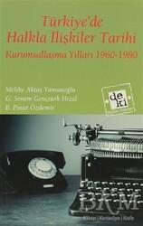 De Ki Yayınları - Türkiye'de Halkla İlişkiler Tarihi