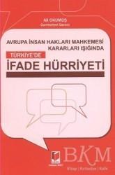 Adalet Yayınevi - Türkiye'de İfade Hürriyeti