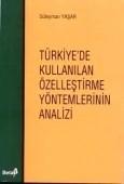 Beta Yayınevi - Türkiye'de Kullanılan Özelleştirme Yöntemlerinin Analizi