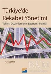 Siyasal Kitabevi - Akademik Kitaplar - Türkiye'de Rekabet Yönetimi