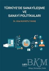 Der Yayınları - Türkiye'de Sanayileşme ve Sanayi Politikaları