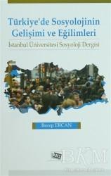 Anı Yayıncılık - Türkiye'de Sosyolojinin Gelişimi ve Eğilimleri