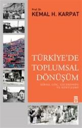 Timaş Yayınları - Türkiye'de Toplumsal Dönüşüm