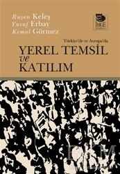 İmge Kitabevi Yayınları - Türkiye'de ve Avrupa'da Yerel Temsil ve Katılım