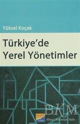 Siyasal Kitabevi - Akademik Kitaplar - Türkiye'de Yerel Yönetimler