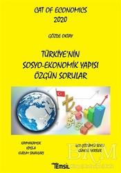 Temsil Kitap - Türkiye'nin Sosyo-Ekonomik Yapısı Özgün Sorular
