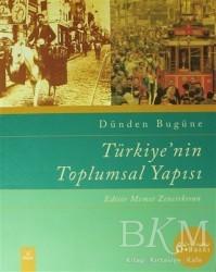 Dora Basım Yayın - Türkiye'nin Toplumsal Yapısı