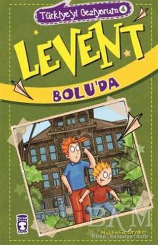 Türkiye'yi Geziyorum 4 - Levent Bolu'da