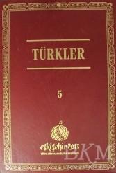 Türk Dünyası Vakfı - Türkler Ansiklopedisi (21 Kitap Takım)