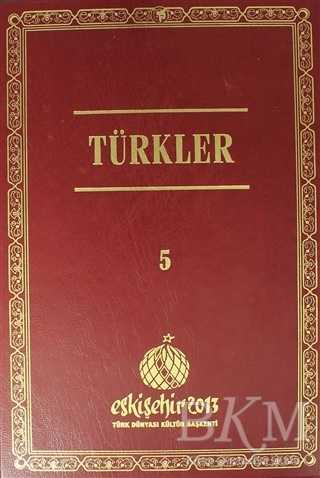 Türkler Ansiklopedisi (21 Kitap Takım)