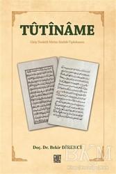 Palet Yayınları - Tutiname
