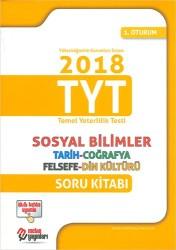 Metin Yayınları - TYT 1. Oturum Sosyal Bilimler Soru Kitabı Metin Yayınları