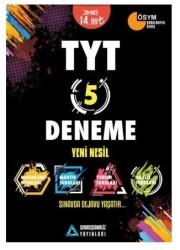Sıradışıanaliz Yayınları - TYT 5 Deneme Sıradışıanaliz Yayınları