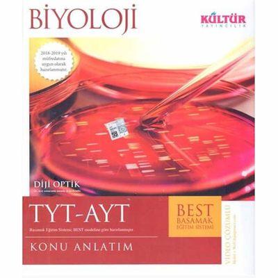 TYT AYT Biyoloji BEST Konu Anlatım Kültür Yayıncılık
