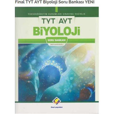 TYT AYT Biyoloji Soru Bankası Final Yayınları