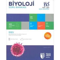 Teas Press - TYT AYT Biyoloji Soru Bankası Teas Press Yayınları