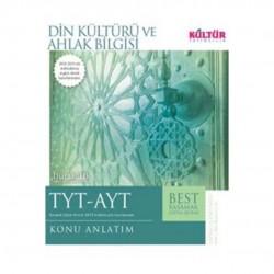 Kültür Yayıncılık - Tyt Ayt Din Kültürü ve Ahlak Bilgisi Best Konu Anlatımı Kültür Yayıncılık