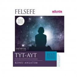 Kültür Yayıncılık - TYT AYT Felsefe Konu Anlatımlı Kültür Yayıncılık