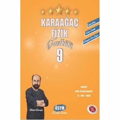 TYT-AYT Fizik 9 Karaağaç Yayınları