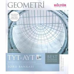 Kültür Yayıncılık - TYT AYT Geometri BEST Soru Bankası Kültür Yayıncılık