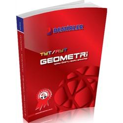 Zafer Dershaneleri Yayınları - TYT AYT Geometri Demirler Konu Özetli Soru Bankası Zafer Yayınları