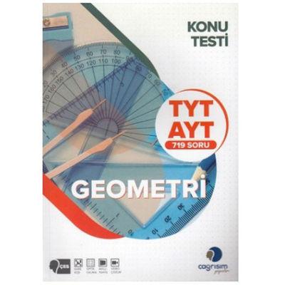 TYT AYT Geometri Konu Testi Çağrışım Yayınları