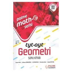 Palme Yayıncılık - Hazırlık Kitapları - Math-e Serisi TYT-AYT Geometri Soru Kitabı