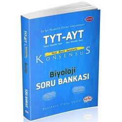 Editör Yayınevi - TYT AYT Konsensüs Biyoloji Soru Bankası