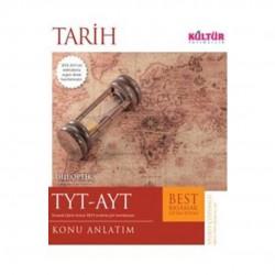 Kültür Yayıncılık - TYT AYT Tarih Best Konu Anlatım Kültür Yayıncılık